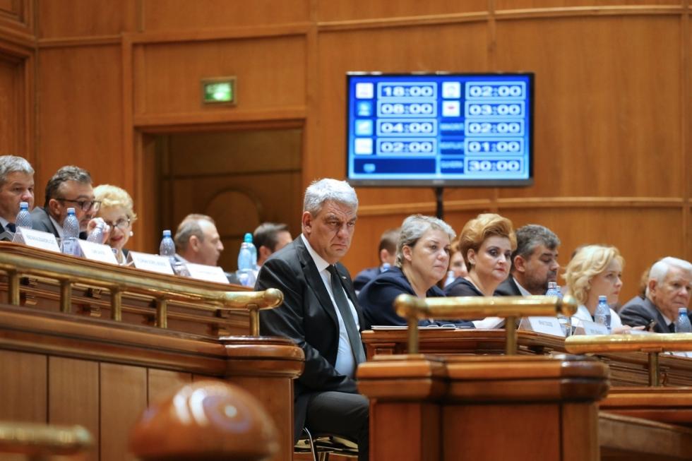 TUDOSE, Mihai; Bukaresti kormányalakítás