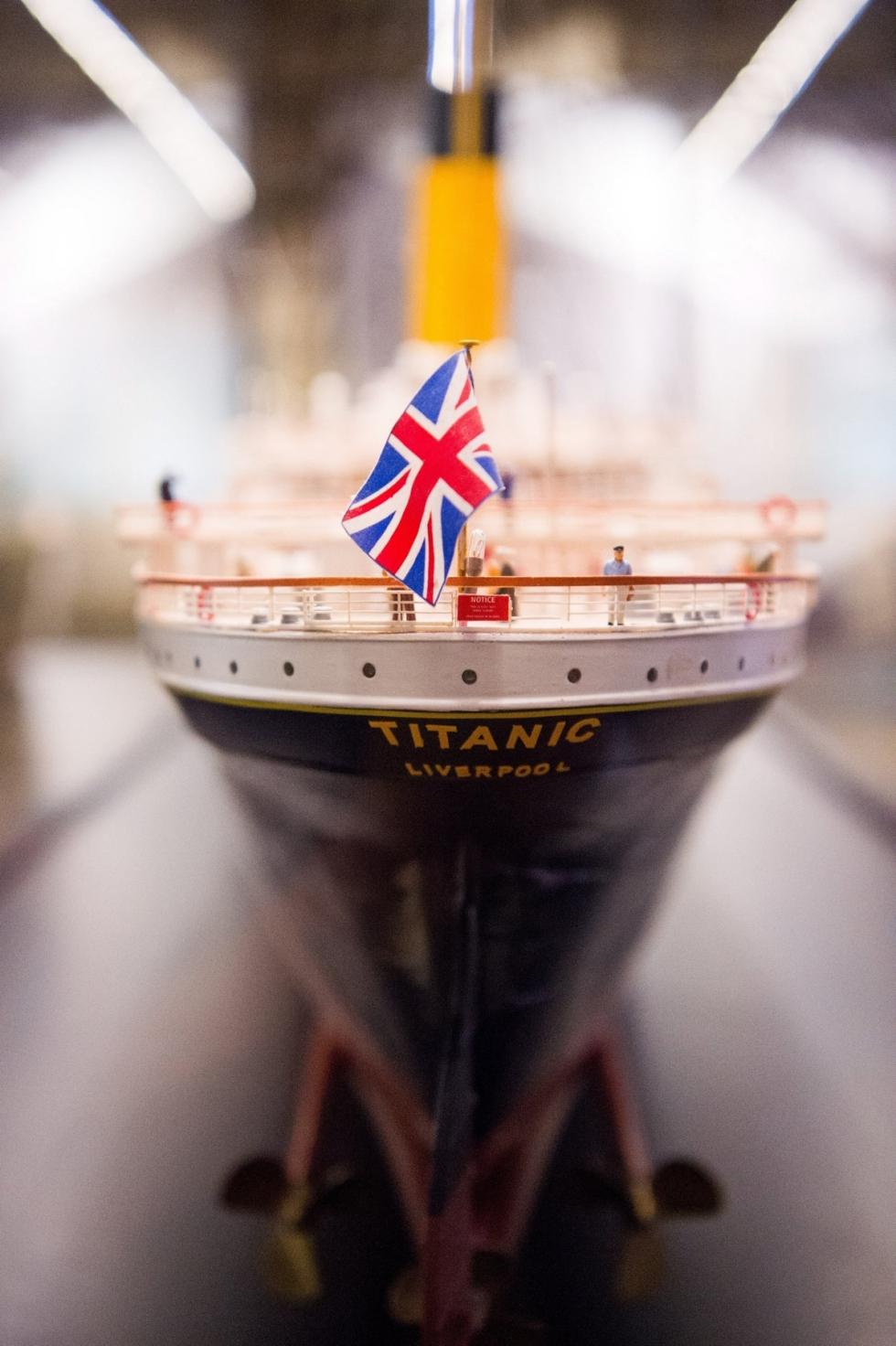 Titanic-kiállítás Budapesten
