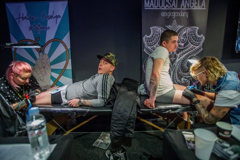 Tetoválók éjszakája