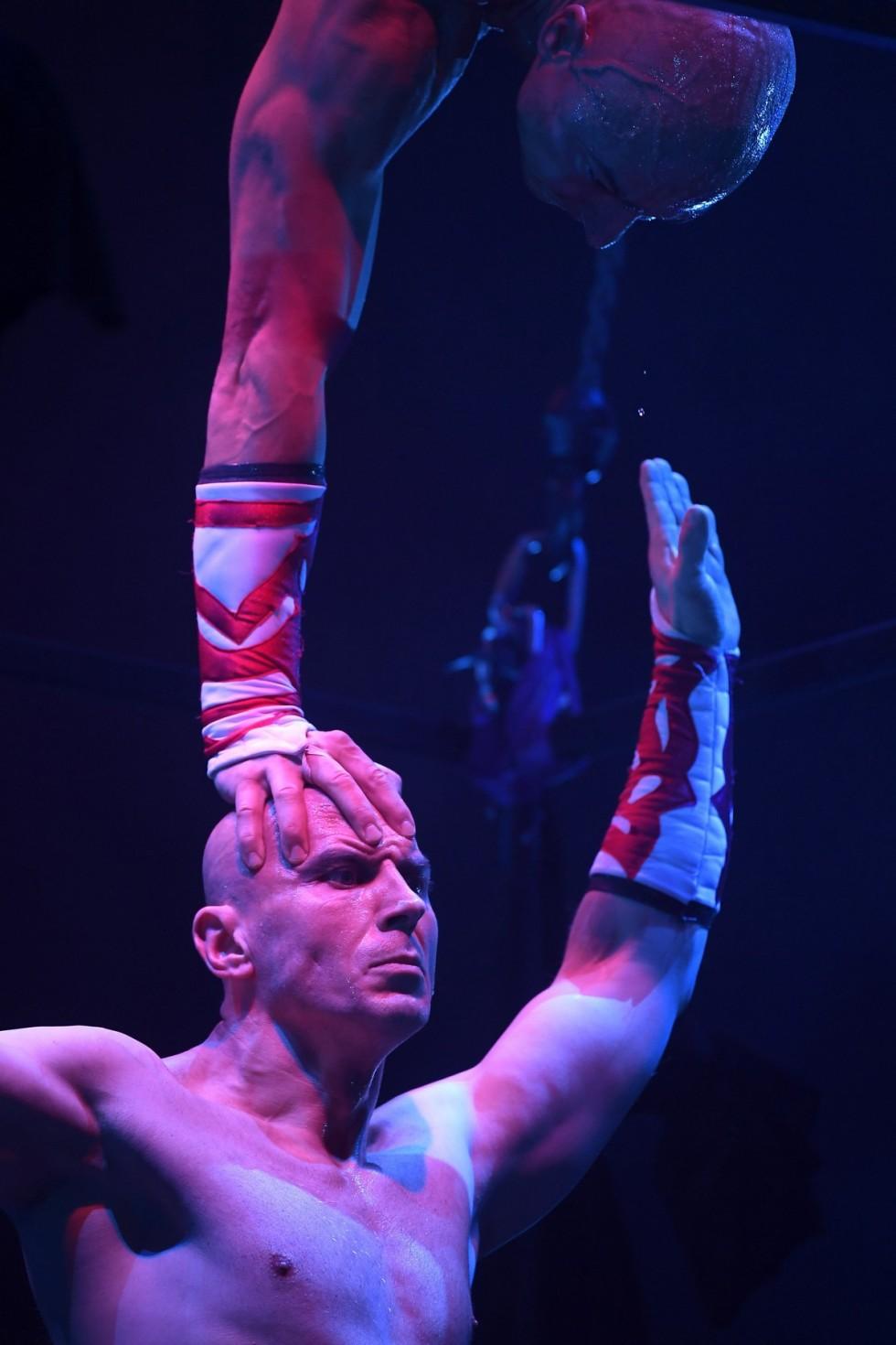 Budapesti Nemzetközi Cirkuszfesztivál - Megnyitó