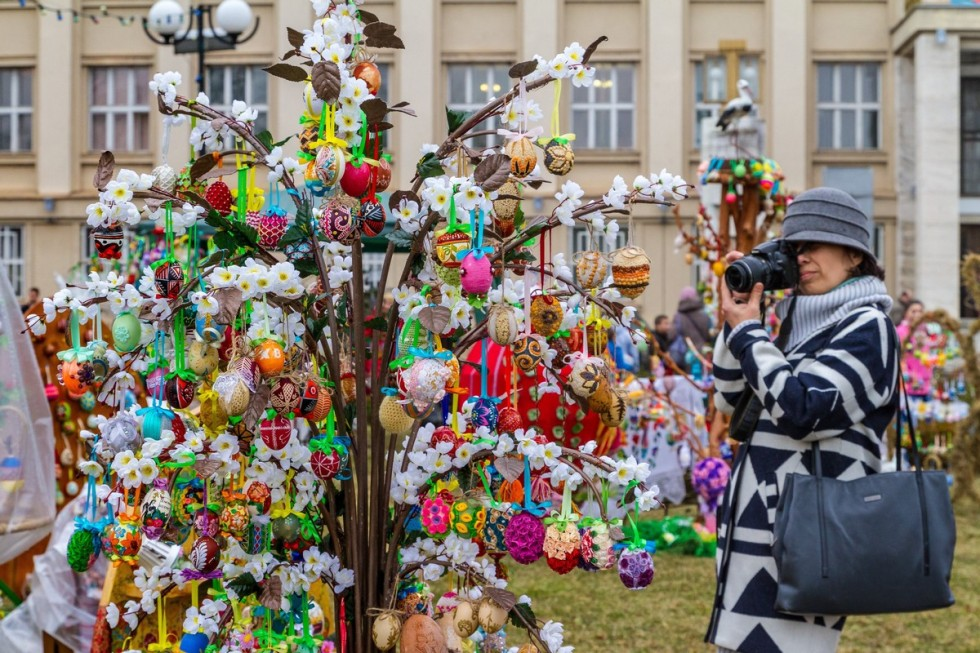 Húsvéti kiállítás Ungváron