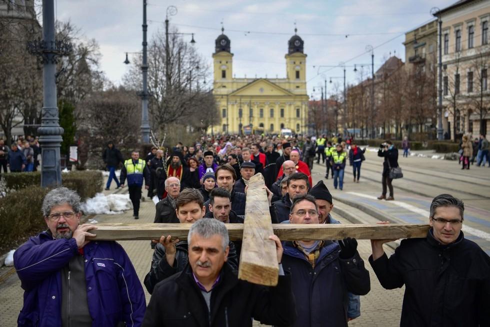 Virágvasárnap Debrecen