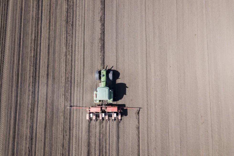 Elkezdõdött a kukorica vetése Békés megyében
