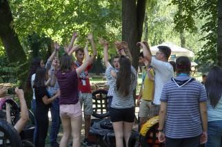 Megkezdődött az Országos Katolikus Ifjúsági Találkozó Szatmárnémetiben (10)