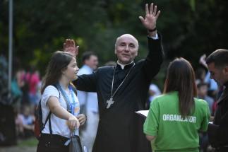 Megkezdődött az Országos Katolikus Ifjúsági Találkozó Szatmárnémetiben (13)