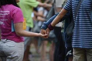 Megkezdődött az Országos Katolikus Ifjúsági Találkozó Szatmárnémetiben (14)