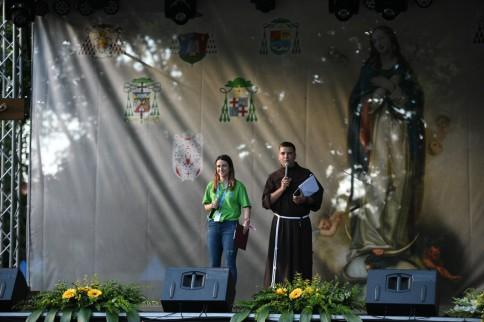 Megkezdődött az Országos Katolikus Ifjúsági Találkozó Szatmárnémetiben (15)