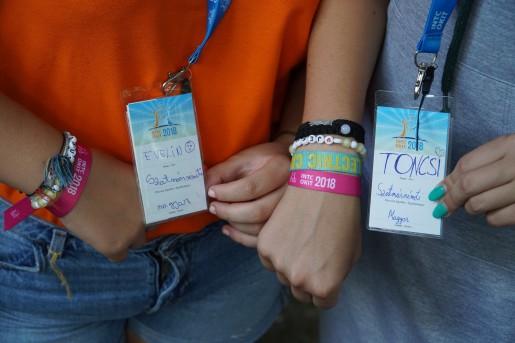 Megkezdődött az Országos Katolikus Ifjúsági Találkozó Szatmárnémetiben (16)