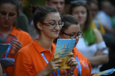 Megkezdődött az Országos Katolikus Ifjúsági Találkozó Szatmárnémetiben (17)