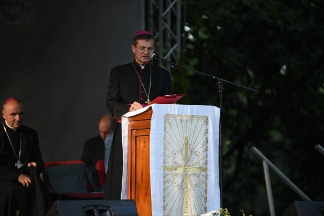 Megkezdődött az Országos Katolikus Ifjúsági Találkozó Szatmárnémetiben (19)