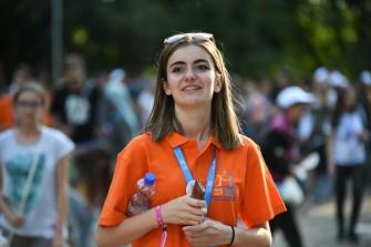 Megkezdődött az Országos Katolikus Ifjúsági Találkozó Szatmárnémetiben (21)