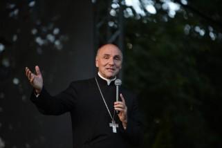 Megkezdődött az Országos Katolikus Ifjúsági Találkozó Szatmárnémetiben (22)
