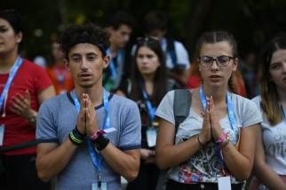 Megkezdődött az Országos Katolikus Ifjúsági Találkozó Szatmárnémetiben (26)