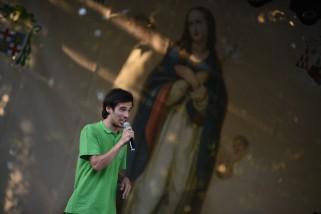 Megkezdődött az Országos Katolikus Ifjúsági Találkozó Szatmárnémetiben (29)