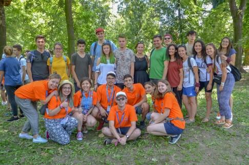 Megkezdődött az Országos Katolikus Ifjúsági Találkozó Szatmárnémetiben (5)