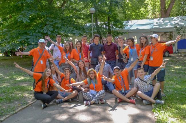 Megkezdődött az Országos Katolikus Ifjúsági Találkozó Szatmárnémetiben (6)