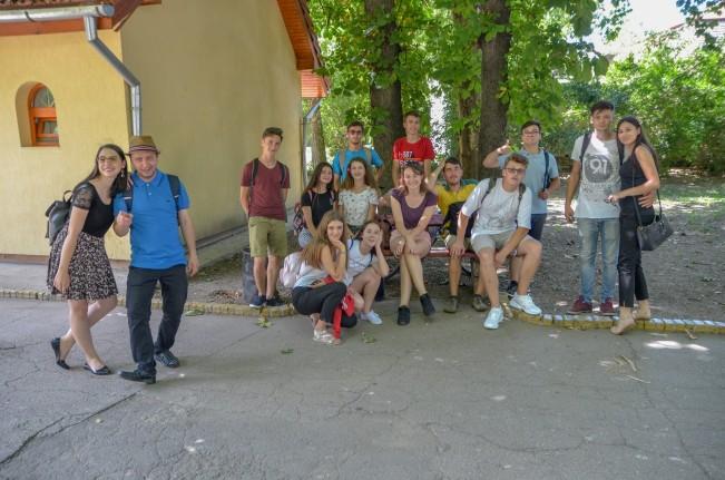 Megkezdődött az Országos Katolikus Ifjúsági Találkozó Szatmárnémetiben (7)