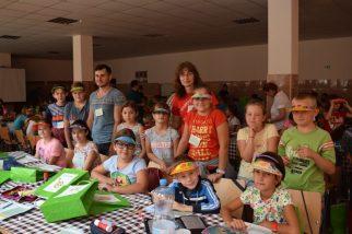 Táboroztak a gyermekek Nagykárolyban az egyházmegye református gyerekei (13)