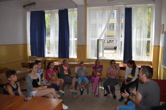Táboroztak a gyermekek Nagykárolyban az egyházmegye református gyerekei (14)