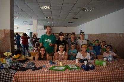 Táboroztak a gyermekek Nagykárolyban az egyházmegye református gyerekei (21)