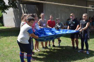 Táboroztak a gyermekek Nagykárolyban az egyházmegye református gyerekei (28)