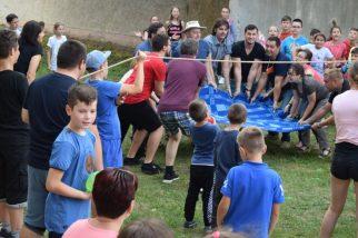 Táboroztak a gyermekek Nagykárolyban az egyházmegye református gyerekei (29)