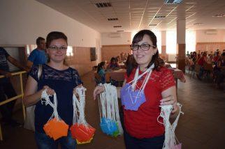 Táboroztak a gyermekek Nagykárolyban az egyházmegye református gyerekei (3)