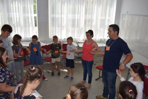 Táboroztak a gyermekek Nagykárolyban az egyházmegye református gyerekei (33)