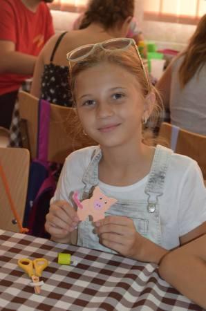 Táboroztak a gyermekek Nagykárolyban az egyházmegye református gyerekei (35)