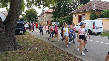 Táboroztak a gyermekek Nagykárolyban az egyházmegye református gyerekei (38)