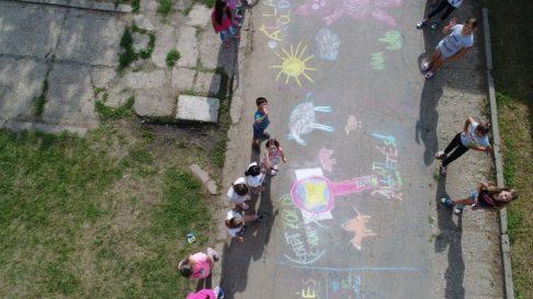 Táboroztak a gyermekek Nagykárolyban az egyházmegye református gyerekei (41)