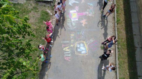 Táboroztak a gyermekek Nagykárolyban az egyházmegye református gyerekei (42)