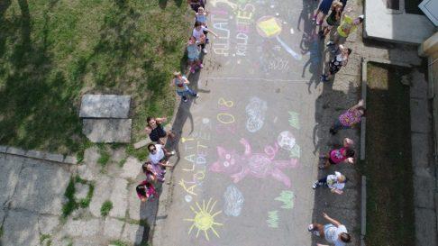 Táboroztak a gyermekek Nagykárolyban az egyházmegye református gyerekei (44)