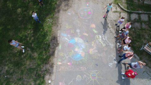 Táboroztak a gyermekek Nagykárolyban az egyházmegye református gyerekei (46)