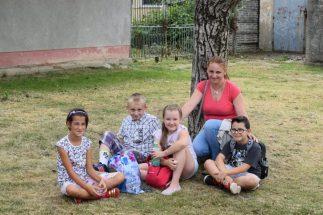 Táboroztak a gyermekek Nagykárolyban az egyházmegye református gyerekei (5)
