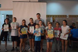 Táboroztak a gyermekek Nagykárolyban az egyházmegye református gyerekei (51)