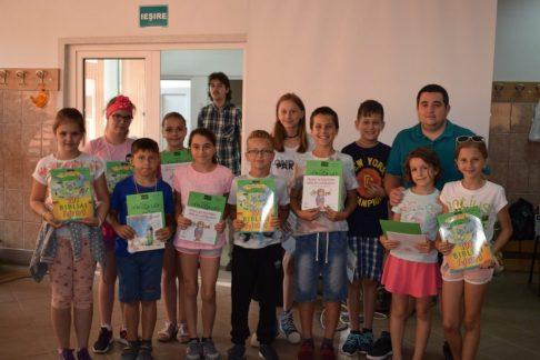 Táboroztak a gyermekek Nagykárolyban az egyházmegye református gyerekei (56)