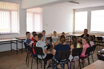 Táboroztak a gyermekek Nagykárolyban az egyházmegye református gyerekei (7)