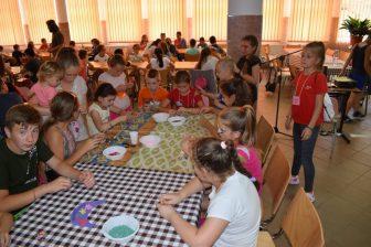Táboroztak a gyermekek Nagykárolyban az egyházmegye református gyerekei (8)