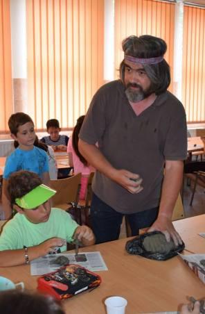 Táboroztak a gyermekek Nagykárolyban az egyházmegye református gyerekei (9)