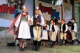 Magyar folklór a nagykárolyiak fesztiválján (10)