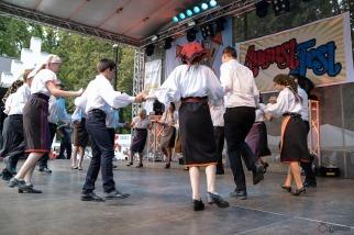 Magyar folklór a nagykárolyiak fesztiválján (5)