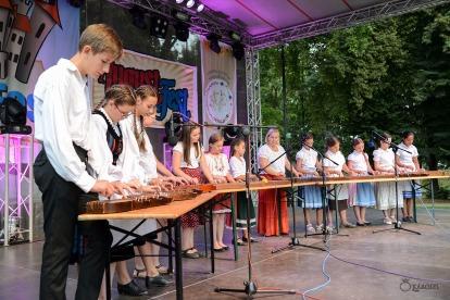Magyar folklór a nagykárolyiak fesztiválján (8)