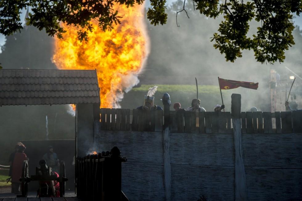 Hadijáték Szigetváron