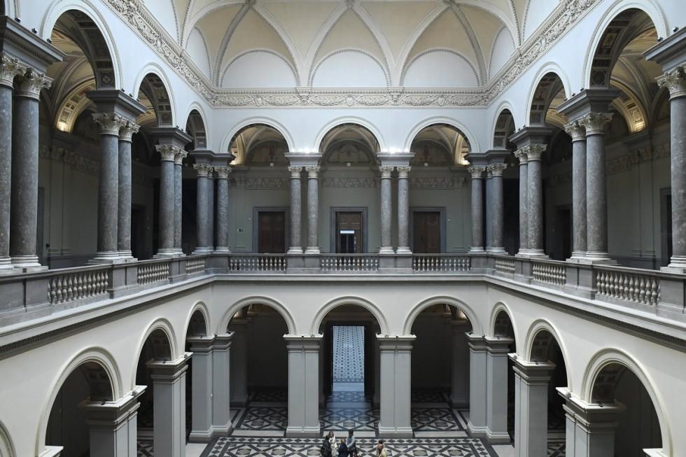 Megújult Szépművészeti Múzeum
