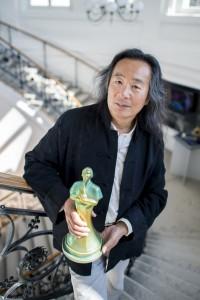 Jang Lien kapta Janus Pannonius Költészeti Nagydíjat