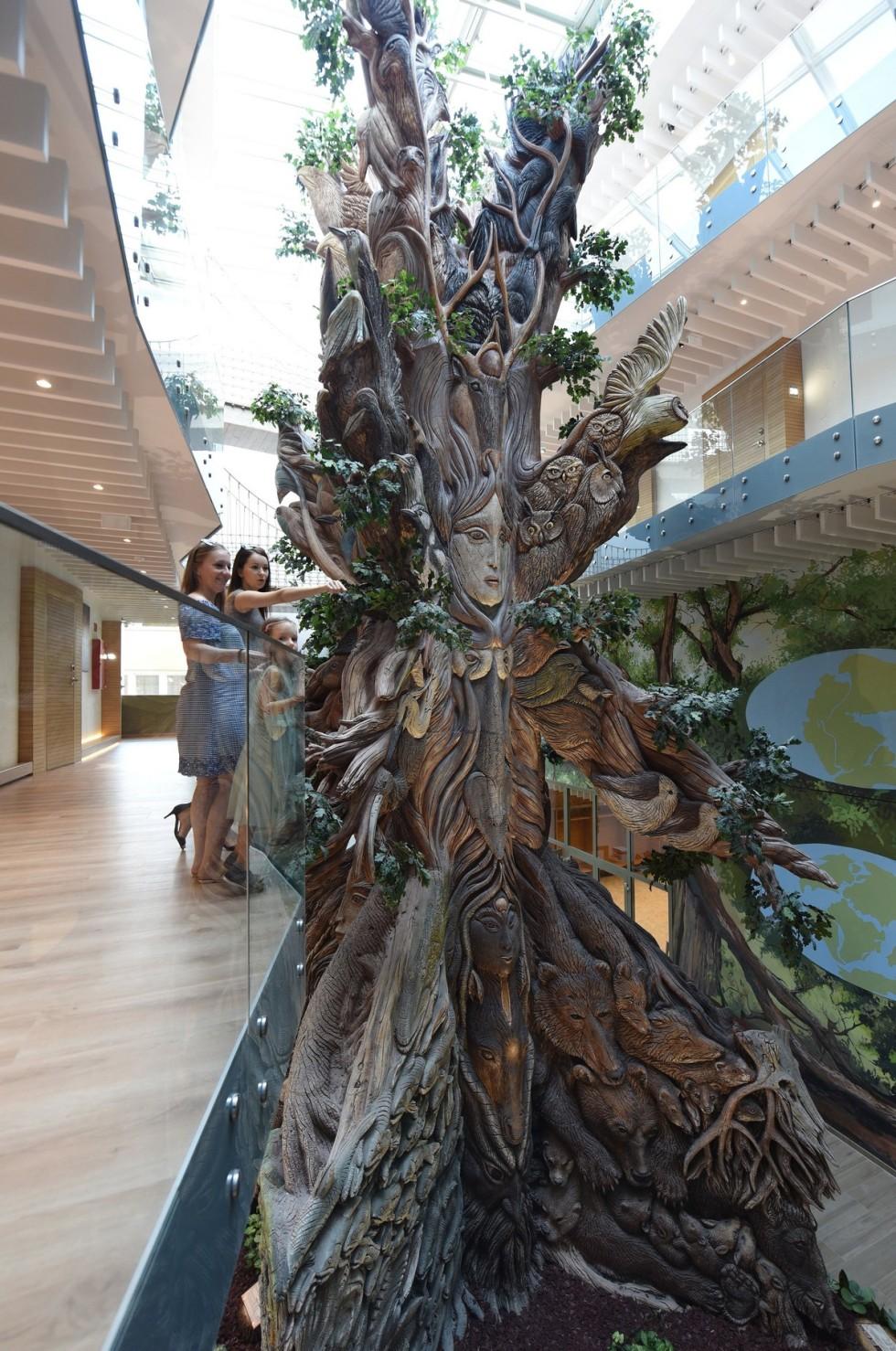 Átadták a Pangea Ökocentrumot és Szállodát Nyíregyházán