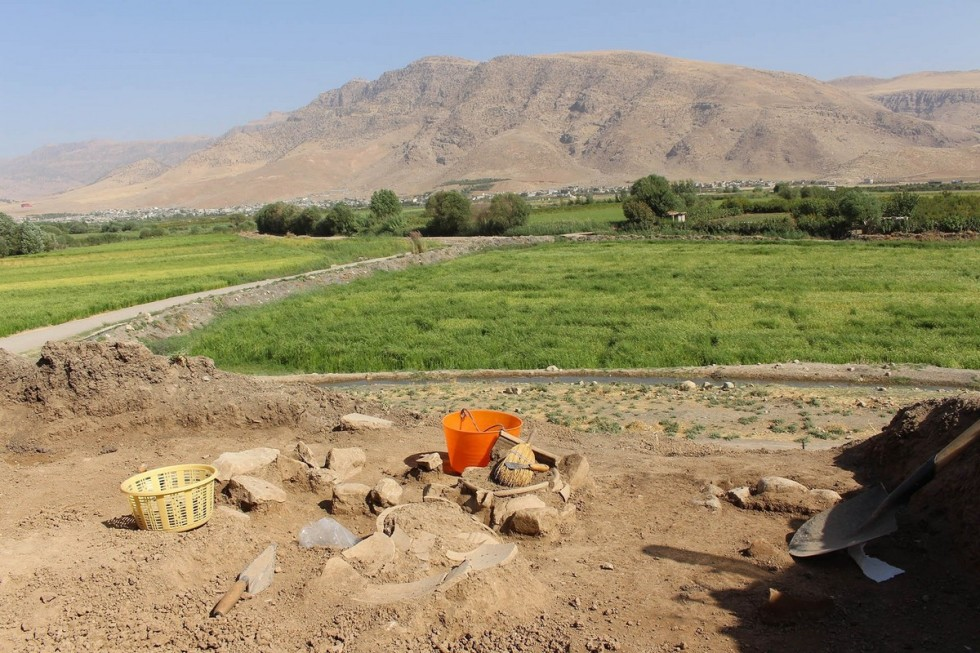 Az Újasszír Birodalom egyik jelentős közigazgatási központját tárták fel az ELTE kutatói